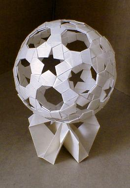 Orihouse Knotology The Art Of Creating Spheres From Strips Paper